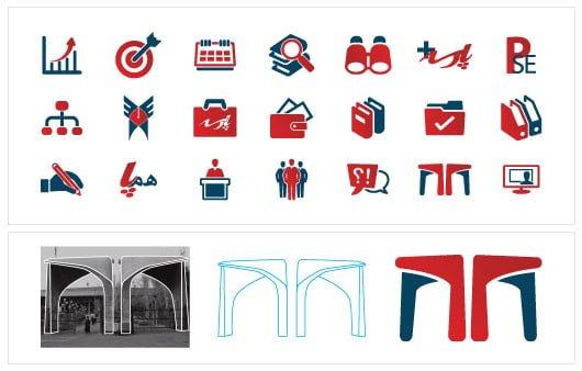p3 - طراحی وبسایت موسسه پارسه