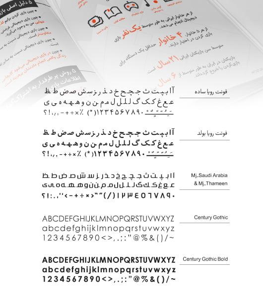 04 - طراحی هویت بصری و کتاب برند پژوهشگاه بنیاد ملی بازی های رایانه ای