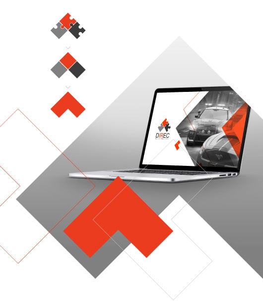07 - طراحی هویت بصری و کتاب برند پژوهشگاه بنیاد ملی بازی های رایانه ای