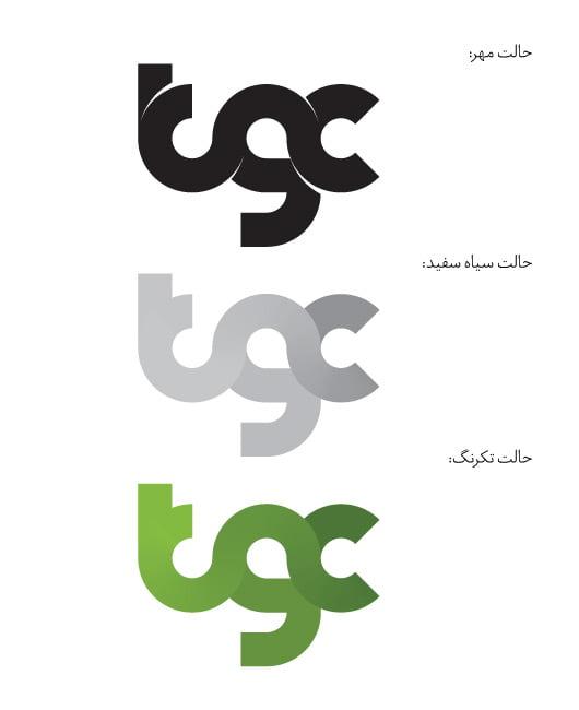 003 - طراحی برند و هویت بصری رویداد TGC