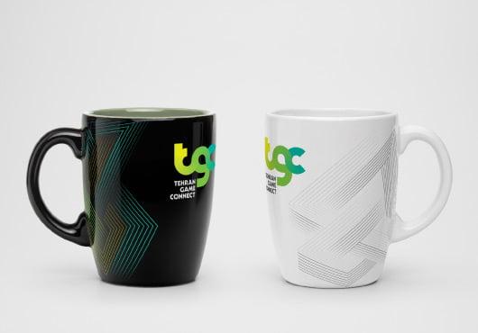 011 - طراحی برند و هویت بصری رویداد TGC