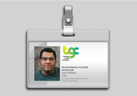 012 - طراحی برند و هویت بصری رویداد TGC