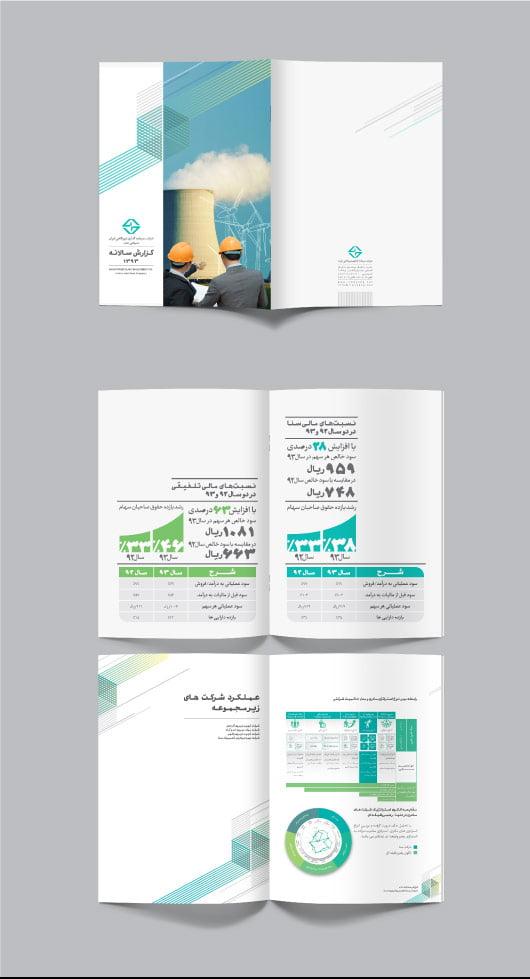 SANA3 - طراحی هویت بصری برند شرکت سرمایه گذاری نیروگاهی ایران - سنا