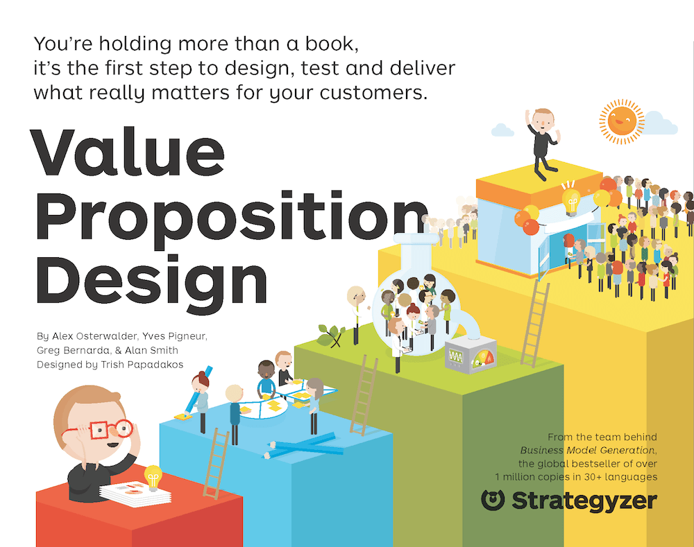 Value Proposition Design - مقالات