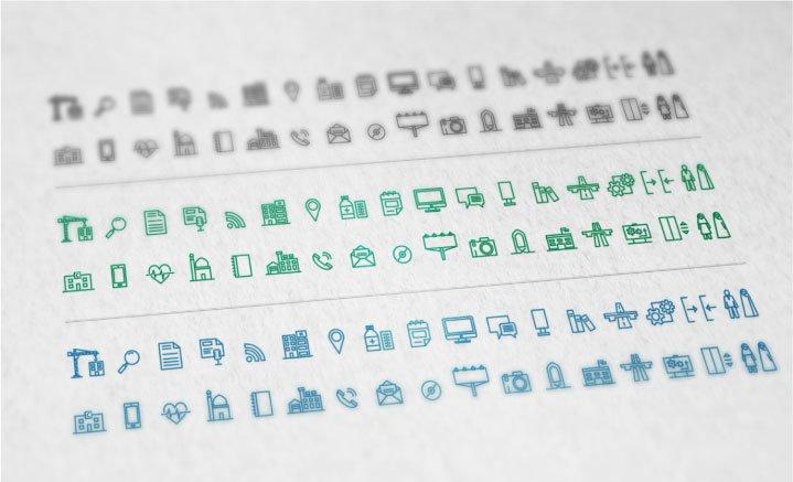 4 - طراحی برند بنیاد برکت و هویت بصری