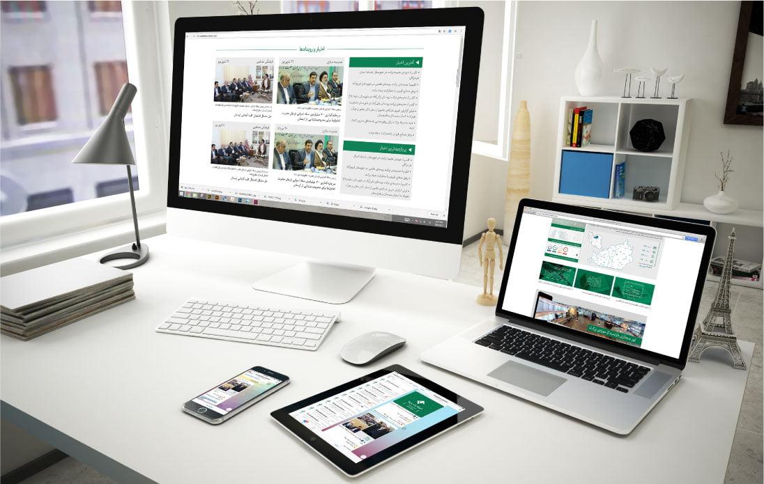 6 - طراحی برند بنیاد برکت و هویت بصری