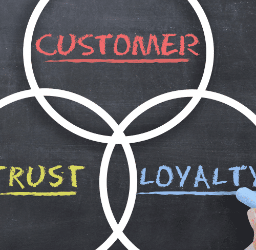 B2B Customer loyalty and customer experience CX 1014x487 500x487 - ۶ راه افزایش وفاداری مشتریان به برند