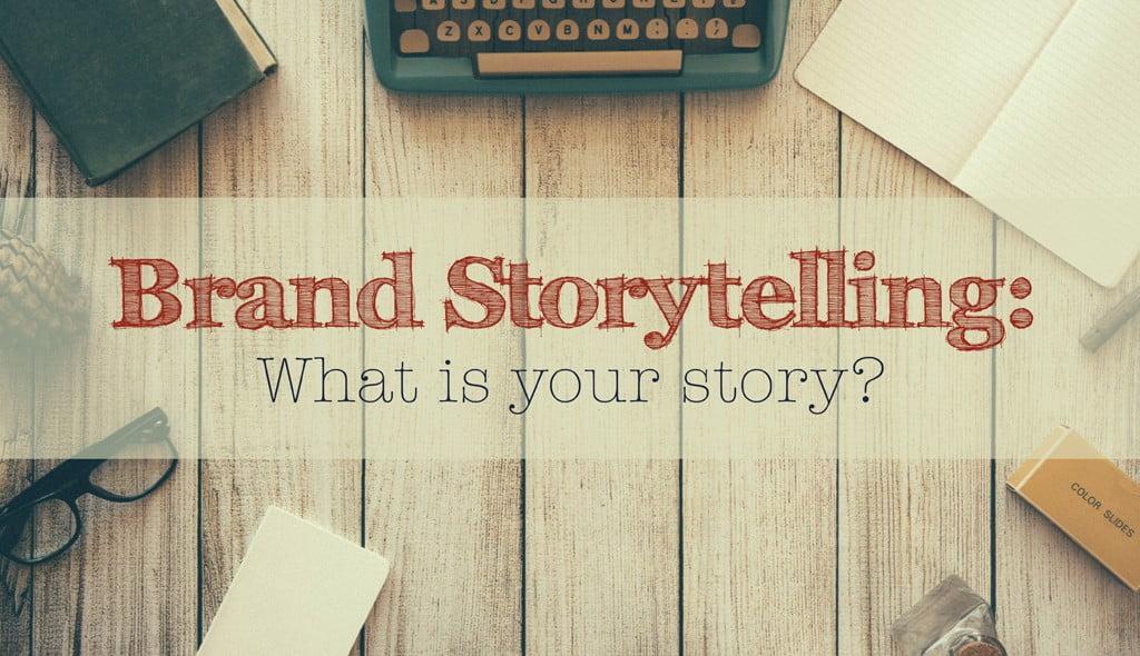 brand storytelling 1024x590 - استراتژی محتوا - داستانسرایی برند (بخش اول)