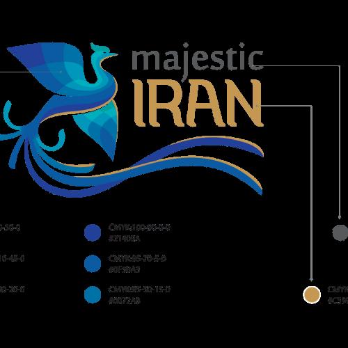تیزر رونمایی از برند ملی گردشگری ایران