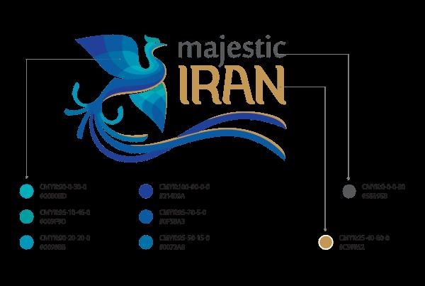 color codes 600x403 - تیزر رونمایی از برند ملی گردشگری ایران