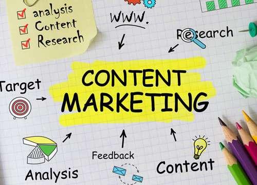 content marketing 500x360 - برندسازی با روش تولید محتوا