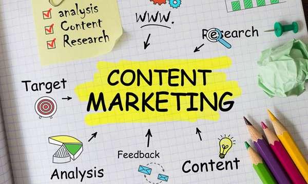 content marketing 600x360 - برندسازی با روش تولید محتوا